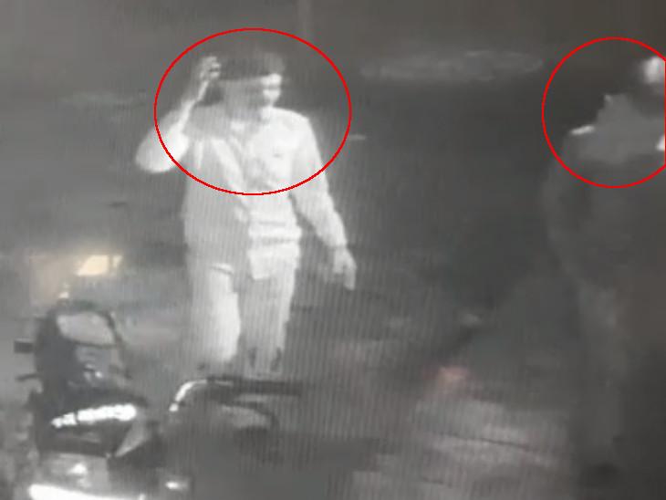 વરાછાના ઉપલ ટાવરમાં મળસ્કે ત્રણ દુકાનોના તાળા તોડી તસ્કરોએ તરખાટ મચાવ્યો સુરત,Surat - Divya Bhaskar