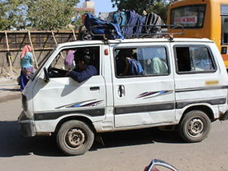15 વર્ષથી વધુ જૂનાં સ્કૂલ વર્ધીનાં 4 હજાર વાહન જપ્ત થવાની શક્યતા| - Divya Bhaskar