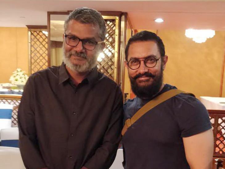 નિતેશ તિવારીએ 'છિછોરે' ફિલ્મના ટ્રેલર રિલીઝ પહેલાં ખાસ આમિર ખાનને ટ્રેલર બતાવ્યું, આમિરે વખાણ કર્યા  - Divya Bhaskar