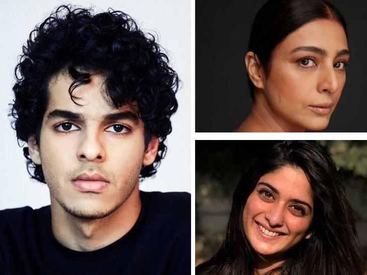 'અ સૂટેબલ બોય' નોવેલ પર આધારિત વેબ શોમાં ટીવી એક્ટ્રેસ તાન્યાની સાથે ઈશાન ખટ્ટર અને તબુ લીડ રોલમાં|ઈન્ડિયા,National - Divya Bhaskar