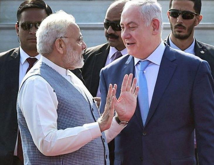 નેતન્યાહૂ સપ્ટેમ્બરમાં ભારત આવશે, ઈઝરાયલ સાથે એવોક્સ અને ડર્બી મિસાઈલ ડીલ શક્ય|ઈન્ડિયા,National - Divya Bhaskar