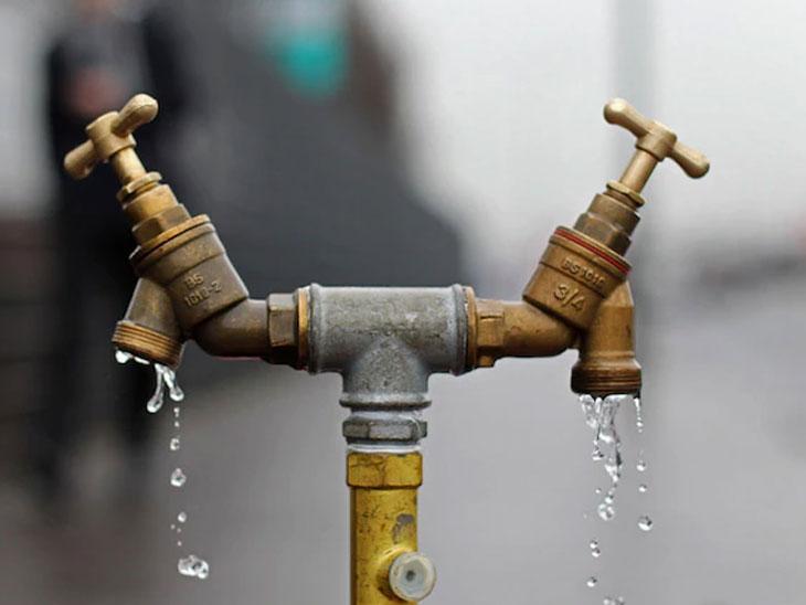 પાટનગરમાં મીટરથી 24 કલાક પાણીની યોજનાને મુખ્યમંત્રીની મંજૂરી|ગાંધીનગર,Gandhinagar - Divya Bhaskar