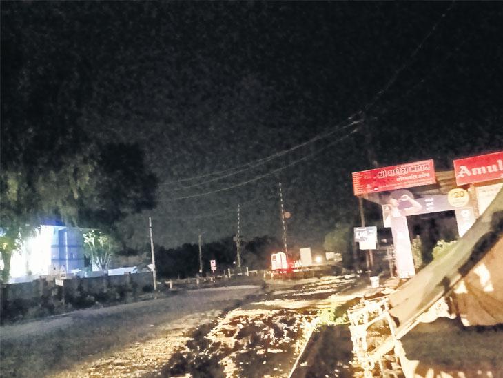 પોલીસે ભાનુ ભરવાડને ઝડપી લીધો, પાલિકા હજી એનાં દબાણ તોડતાં ધ્રૂજે છે|નડિયાદ,Nadiad - Divya Bhaskar