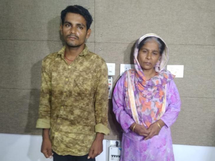 રાજકોટની યુવતીને આપઘાતની દુષ્પ્રેરણા બદલ જમીલ અને તેની માતાની ધરપકડ, 6 દિવસના રિમાન્ડ  - Divya Bhaskar