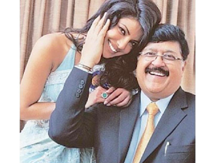 પ્રિયંકા ચોપરાએ કહ્યું, પપ્પાએ ગિફ્ટ કરેલ ડાયમંડ રિંગ સૌથી અમૂલ્ય સંપત્તિ છે| - Divya Bhaskar
