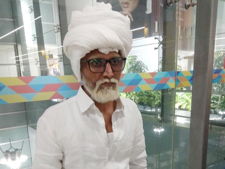 અમેરિકા જવા 32 વર્ષનો ગુજરાતી પટેલ 81 વર્ષીય વૃદ્ધ બનીને એરપોર્ટ પહોંચ્યો, ચામડી પરથી શંકા ગઈ, પકડાઈ ગયો ઈન્ડિયા,National - Divya Bhaskar