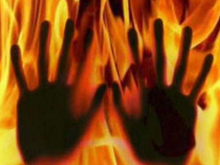પતિના આડા સંબધની શંકા રાખીને પત્નીએ ત્રણ બાળકો સાથે આપઘાત કરવાનો પ્રયાસ પાટણ,Patan - Divya Bhaskar