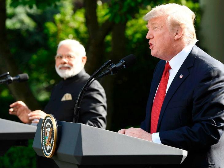 મોદી-ટ્રમ્પ એક અઠવાડિયામાં બે વાર મળશે, અમેરિકાની કંપનીઓને ભારત લાવવા માટે નીતિમાં ફેરફાર કરાશે વર્લ્ડ,International - Divya Bhaskar
