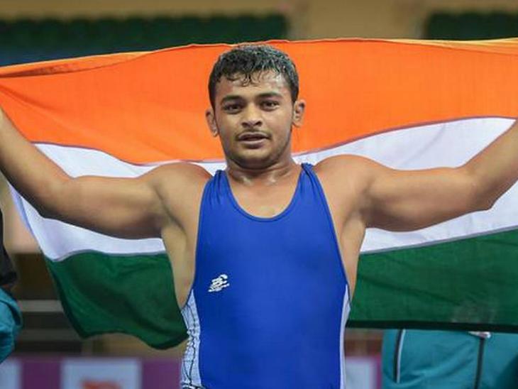 દિપક પુનિયા ઇજાના લીધે ફાઇનલ ન રમી શક્યો, ભારતે રેકોર્ડ 5 મેડલ મેળવ્યા|ઈન્ડિયા,National - Divya Bhaskar