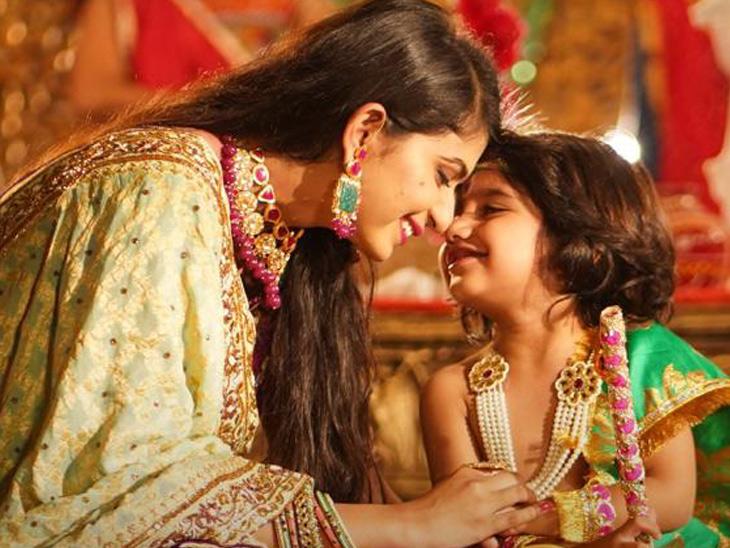 સાડા ત્રણ વર્ષનો રાજવીર રાજગોર મહિને 50 હજાર કમાય છે  - Divya Bhaskar