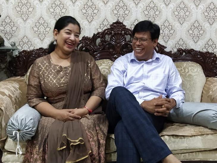 શિક્ષકની પહેલી જોબના અનુભવથી સિવિલ સર્વિસ ક્રેક કરી લીધી, અન્યને માર્ગદર્શન આપવા બુક લખી  - Divya Bhaskar