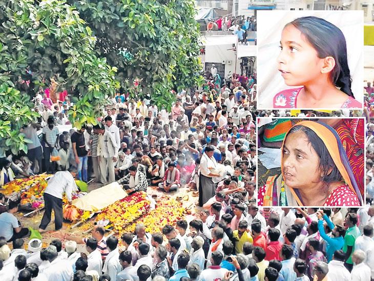ખડોલ (હ) શોકમગ્ન, એકેય ઘરે ચૂલા ન સળગ્યા, શોકગ્રસ્ત પરિવારોના દુ:ખમાં ભાસ્કર સહભાગી|આણંદ,Anand - Divya Bhaskar