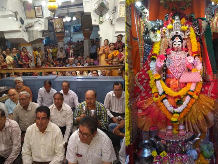 જૂના અંબાજી મંદિર ભાગળથી વિજયાદશમીના રોજ 53મી શોભાયાત્રા નીકળશે સુરત,Surat - Divya Bhaskar