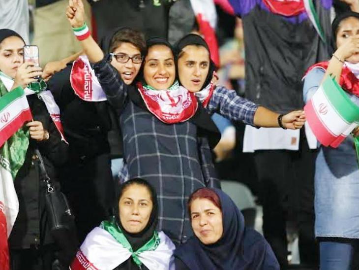 ઈરાનમાં 40 વર્ષ જૂની પરંપરા સમાપ્ત, આવતીકાલે 3500 મહિલાઓ સ્ટેડિયમમાં મેચ જોશે|ઈન્ડિયા,National - Divya Bhaskar