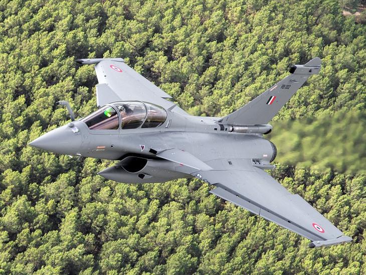 આ છે હવામાં ઉડતું આપણું રાફેલ-RB002, દૈસો એવિએશને જાહેર કરી તસવીરો|ઈન્ડિયા,National - Divya Bhaskar