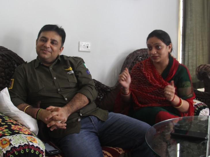 સફળ પુરુષ પાછળ સ્ત્રીની ભૂમિકા હોય છે તે સાચુ છે : જયદીપ સિંહ જાડેજા|ઈન્ડિયા,National - Divya Bhaskar