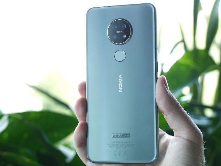 નોકિયાનો મિડરેન્જ સ્માર્ટફોન 'નોકિયા 6.2' ભારતમાં લોન્ચ થયો, એમેઝોન પર વેચાણ શરૂ કરવામાં આવ્યું ઈન્ડિયા,National - Divya Bhaskar