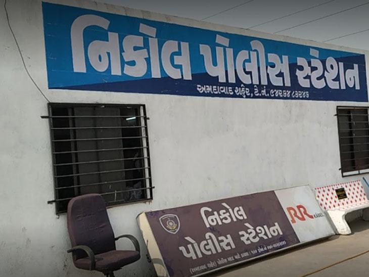 આરોપીની ધરપકડ કરવા ગયેલી પોલીસ પર કાર ચડાવવાનો પ્રયાસ, આરોપી ફરાર બેની ધરપકડ| - Divya Bhaskar