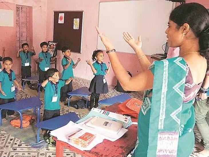 ખેડા જિલ્લામાં 1621 શાળામા 2.69 લાખ છાત્રો સામે માત્ર 7292 શિક્ષકો|નડિયાદ,Nadiad - Divya Bhaskar