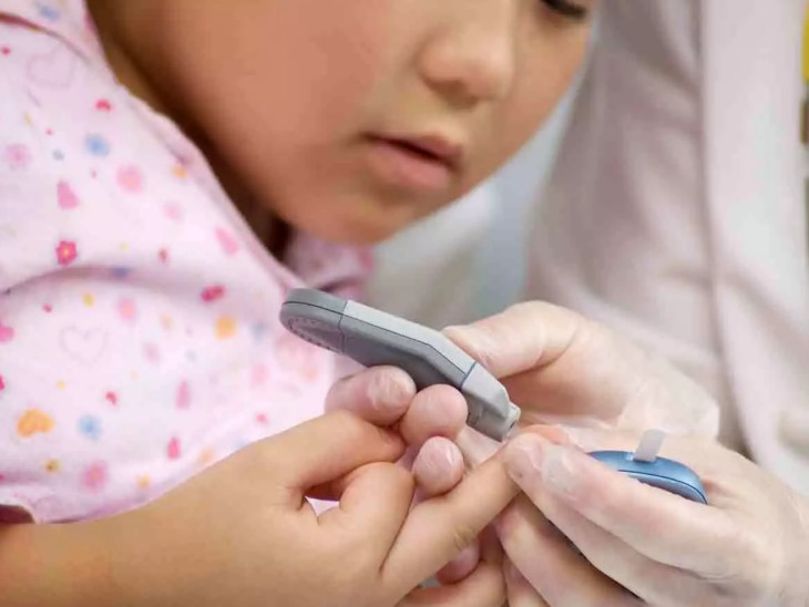 દેશમાં 10માંથી 1  બાળક પ્રી-ડાયાબિટીક સ્ટેજનો ભોગ બને છે  - Divya Bhaskar