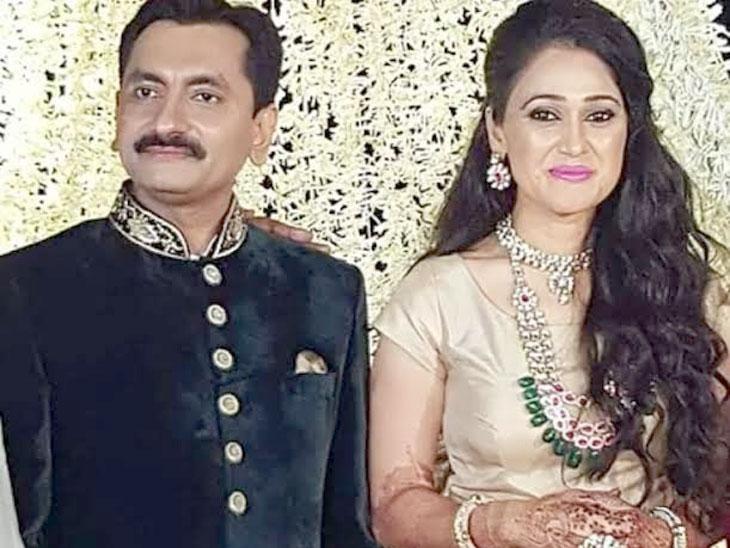 દિશા વાકાણીના પતિ મયુર પડિયાનો ખુલાસો, 'તારક મહેતા કા ઉલ્ટા ચશ્મા'માં દયાભાભી પરત ફર્યાં નથી|ટીવી,TV - Divya Bhaskar