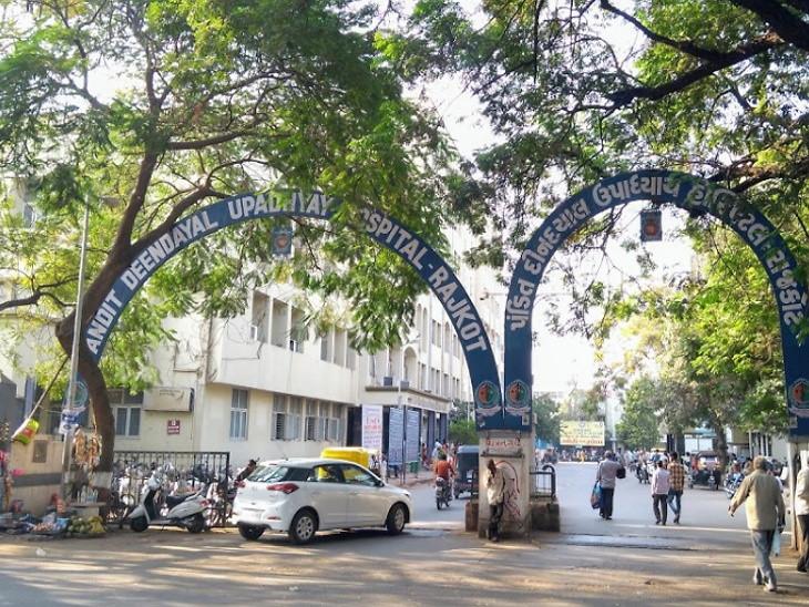 રાજકોટ સિવિલની હાલત ડેન્ગ્યુ જેવી, તબીબો ઘટી રહ્યા છે દર્દીઓ રેસીડેન્ટ ડોક્ટરના ભરોસે  - Divya Bhaskar