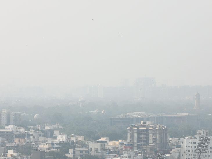 અમદાવાદમાં પ્રદૂષણ - Divya Bhaskar
