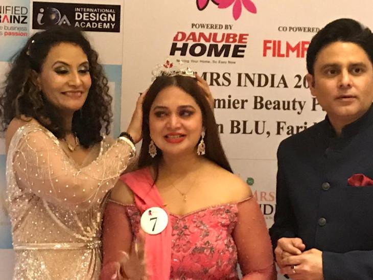 ગુજરાત સ્ટેટ નો ખિતાબ જીતનાર જ્યોતિ પરમાર - Divya Bhaskar