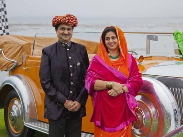 માંધાતાસિંહ જાડેજા 17માં ઠાકોર સાહેબ બનશે, રાજસૂય યજ્ઞની સાથે રાજાની રાજતિલક વિધિ 3 દિવસ ચાલશે  - Divya Bhaskar