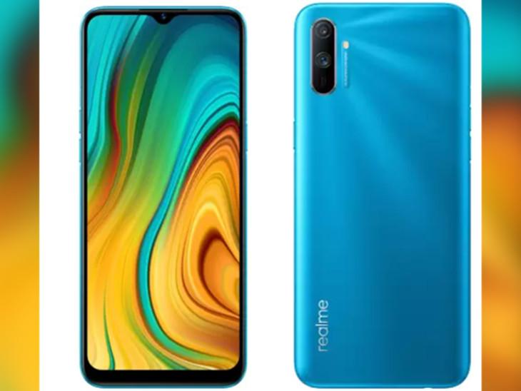 'રિઅલમી C3' સ્માર્ટફોન ભારતમાં લોન્ચ થયો, પ્રારંભિક કિંમત ₹ 6,999|ઈન્ડિયા,National - Divya Bhaskar