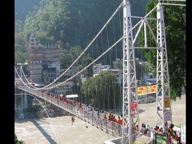 ઋષિકેશમાં દેશનો પ્રથમ ગ્લાસ ફ્લોર બ્રિજ બનાવવામાં આવશે ટ્રાવેલ,Travel - Divya Bhaskar