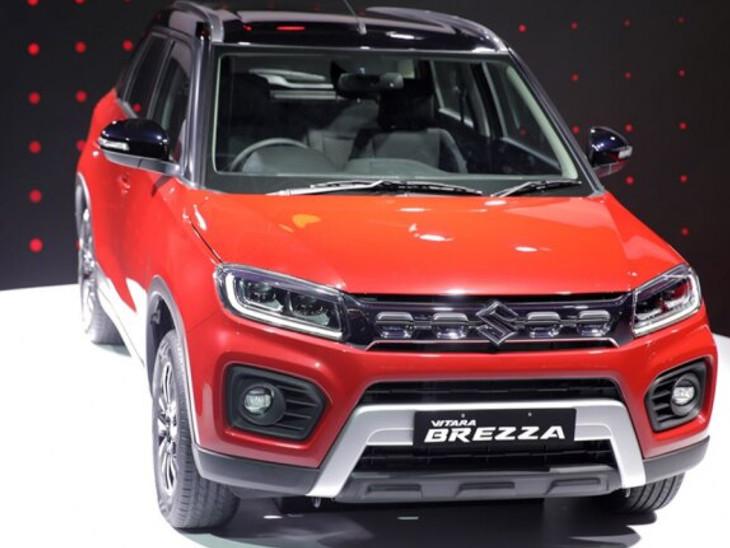 નવી મારુતિ બ્રેઝાનું બુકિંગ શરૂ, 11 હજાર રૂપિયામાં બુક કરાવી શકાશે|ઓટોમોબાઈલ,Automobile - Divya Bhaskar