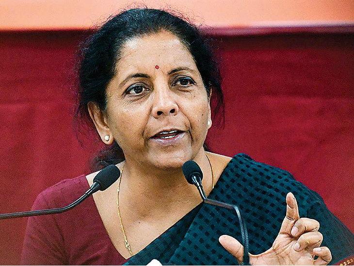 નાણાં મંત્રી સીતારમણે કહ્યું- જરૂરિયાત પડી તો અર્થવ્યવસ્થાને સુધારવા માટે સરકાર બીજા પગલા ભરશે| - Divya Bhaskar