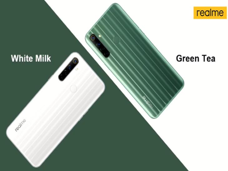 મીડિયાટેક હીલિયો G80 પ્રોસેસર ધરાવતો દુનિયાનો પ્રથમ સ્માર્ટફોન 'રિઅલમી 6i' મ્યાનમારમાં લોન્ચ થયો| - Divya Bhaskar