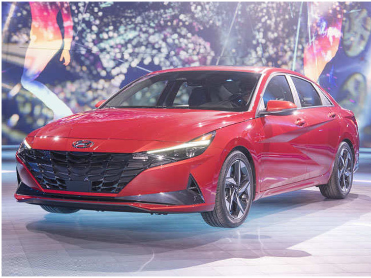 2021 હ્યુન્ડાઈ એલેન્ટ્રા બોલ્ડ ડિઝાઈન સાથે રજૂ થઈ, કારમાં 2.0 લીટર પેટ્રોલ એન્જિનનો ઓપ્શન ઉપલબ્ધ છે|ઓટોમોબાઈલ,Automobile - Divya Bhaskar