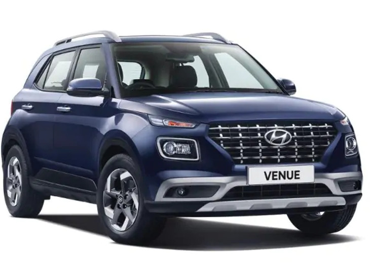 હ્યુન્ડાઇ વેન્યૂ BS6 એન્જિન સાથે લોન્ચ થઈ, કિંમત 30 હજાર રૂપિયા વધી|ઓટોમોબાઈલ,Automobile - Divya Bhaskar