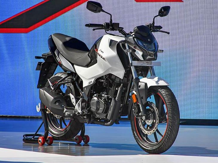 હીરો Xtreme 160R બાઇક ટૂંક સમયમાં BS6 એન્જિન સાથે આવશે, કિંમતમાં 8થી 10 હજાર રૂપિયા વધવાની શક્યતા|ઓટોમોબાઈલ,Automobile - Divya Bhaskar