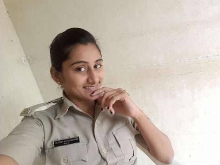 ટિકટોક-ગુજરાતી સ્ટાર અલ્પિતા ચૌધરી ફરી પોલીસ તરીકે ફરજ પર હાજર અમદાવાદ,Ahmedabad - Divya Bhaskar