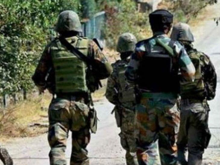 શ્રીનગરમાં BSFની પેટ્રોલિંગ કરતી ટુકડી પર આતંકવાદી હુમલો, બે જવાન શહીદ થયા, બન્નેના હથિયાર ગુમ|ઈન્ડિયા,National - Divya Bhaskar