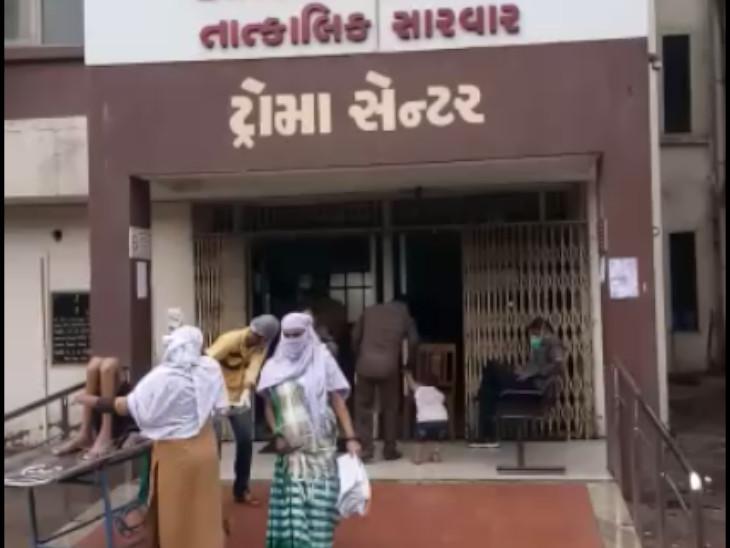 ડુમસમાં સાવકો પિતા જ હેવાન બન્યો, 9 વર્ષની બાળકી ઘરમાં એકલી હતી ત્યારે દુષ્કર્મ ગુજાર્યું|સુરત,Surat - Divya Bhaskar