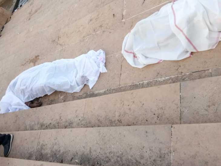 યાત્રાધામ નારેશ્વર ખાતે નર્મદા નદીમાં ન્હાવા પડેલા 3 ડૂબ્યા, ત્રણેયના મૃતદેહ મળ્યા વડોદરા,Vadodara - Divya Bhaskar