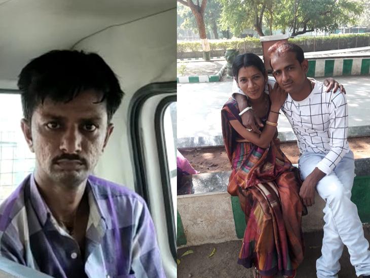 શાક લેવા ગયેલી પરિણીત પ્રેમિકાની હત્યા કરી હત્યારો ત્યાં બેઠો રહ્યો, કહ્યું પોલીસ ને ફોન કરો|જુનાગઢ,Junagadh - Divya Bhaskar