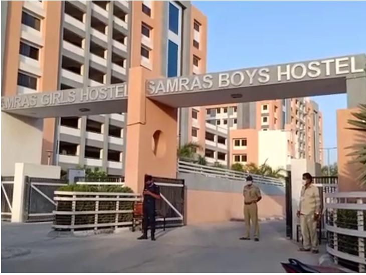 કોરોનાના 14 વર્ષના દર્દી સાથે ડોક્ટરના વેશમાં આવેલા માસ્કધારી શખ્સે બિભત્સ અડપલા કર્યા, માતાની ન્યાયની માંગ|ભાવનગર,Bhavnagar - Divya Bhaskar