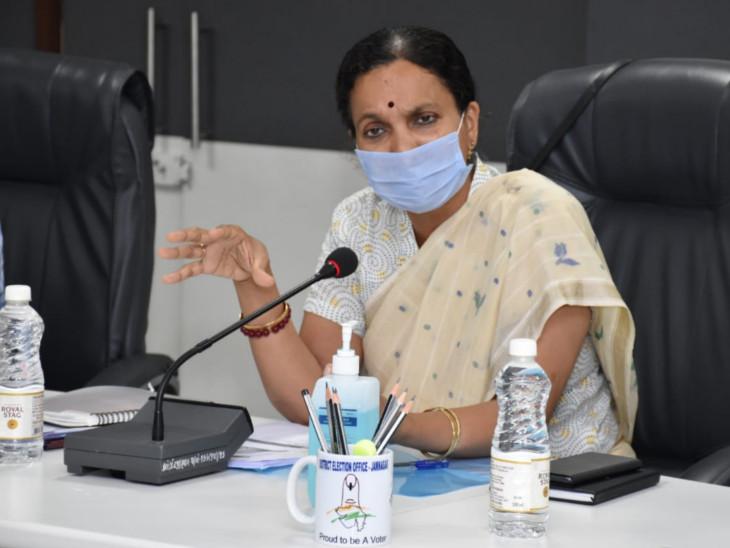 ભાસ્કરે પૂછ્યું, 'મોતના આંક કેમ જાહેર નથી કરતા?', તો જયંતી રવિ બોલ્યા, 'ના બધી વિગતો જિલ્લા અને રાજ્યકક્ષાએ જાહેર થાય છે'|રાજકોટ,Rajkot - Divya Bhaskar