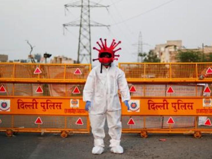 દિલ્હીમાં દર ચોથી વ્યક્તિ પર કોરોનાનું સંકટ, 'સીરો' સર્વે અનુસાર 6 મહિનામાં 23 ટકા લોકો પોઝિટિવ|ઈન્ડિયા,National - Divya Bhaskar