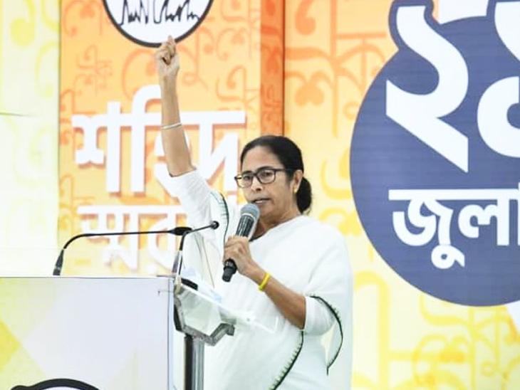 મમતા બેનર્જીએ કહ્યું- ગુજરાતથી આવેલા લોકો શા માટે પશ્ચિમ બંગાળ પર રાજ કરે? ઈન્ડિયા,National - Divya Bhaskar
