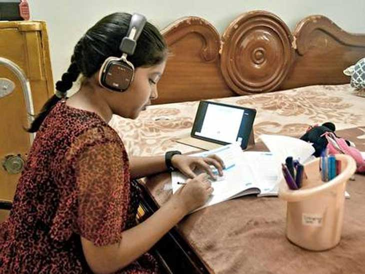 શિક્ષણ વિભાગ હવે રાજ્યની ખાનગી સ્કૂલોના ધો.3થી 12ના વિદ્યાર્થીઓને ફ્રીમાં ઓનલાઈન ભણાવશે, અંગ્રેજી મીડિયમનું પણ શિક્ષણ આપશે|અમદાવાદ,Ahmedabad - Divya Bhaskar