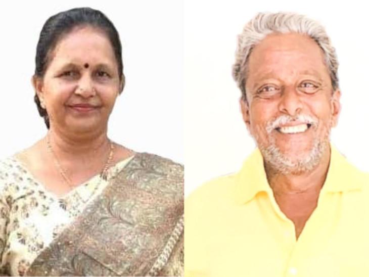 મહિલા અને પુરૂષ બ્રેઈનડેડ જાહેર થયા બાદ અંગદાન કરાતા 10 વ્યક્તિઓને નવું જીવન મળ્યું સુરત,Surat - Divya Bhaskar