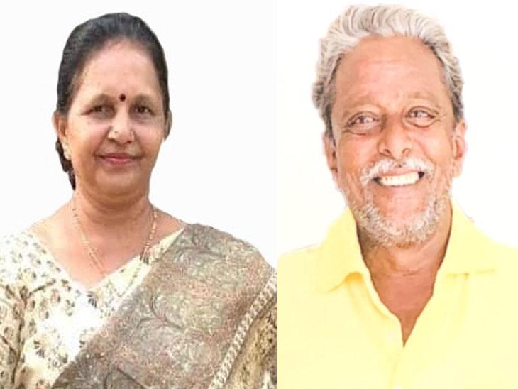 2 બ્રેઈનડેડ દર્દીએ અંગદાન કરી 10 વ્યક્તિઓને નવજીવન આપ્યું|સુરત,Surat - Divya Bhaskar