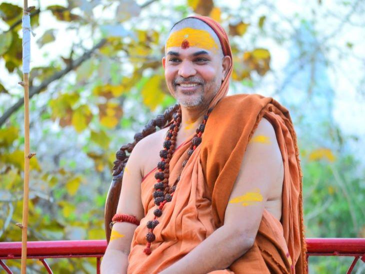 રામ જન્મભૂમિ વિવાદમાં પક્ષકાર રહેલાં સ્વામી અવિમુક્તેશ્વરાનંદએ કહ્યું- ટ્રસ્ટનું ગઠન ગેરબંધારણીય, ચાતુર્માસમાં કોઇ મોટાં સંત આવી શકે નહીં તેટલાં માટે ભૂમિ પૂજન કરવામાં આવી રહ્યું છે જ્યોતિષ,Jyotish - Divya Bhaskar